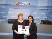 Fundación IZAN obtiene el reconocimiento como entidad colaboradora para la igualdad de mujeres y hombres
