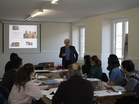 Formación sobre la Alianza Terapéutica con Valentin Escudero