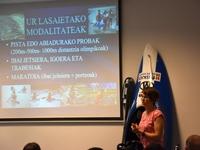 Ainhoa Tolosa;Kayak Surf; Proyecto Hombre; Fundación Izan