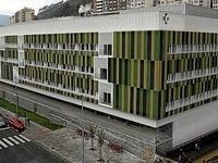 Bilera informatiboa Eibarreko Ospitale berrian.