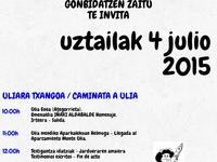 Proyecto Hombre Gipuzkoa Aniversario