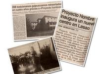 Comunidad Terapéutica; Lasao; Proyecto Hombre; Fundación Izan; Aniversario