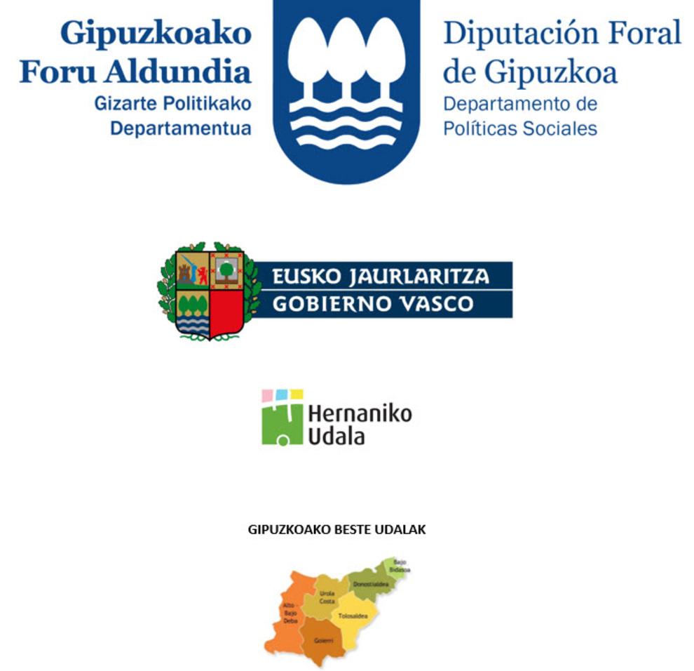 Instituciones que colaboran con proyecto hombre gipuzkoa - Departamento de interior del gobierno vasco ...