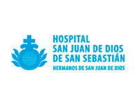 Visita de trabajadoras del hospital San Juan de Dios
