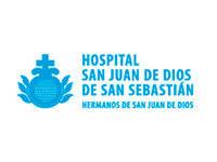 San Juan de Dios ospitaleko langileen bixita