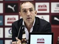 Visita del Director Deportivo de la SD Eibar a Lasao