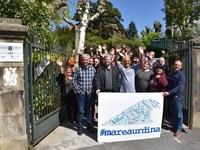 Fundación Izan; Marea Urdina; Proyecto Hombre