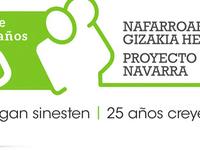 L@s compañer@s de Proyecto Hombre Navarra cumplen 25 años
