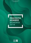 Proyecto Hombre Gipuzkoa: Memoria 2018