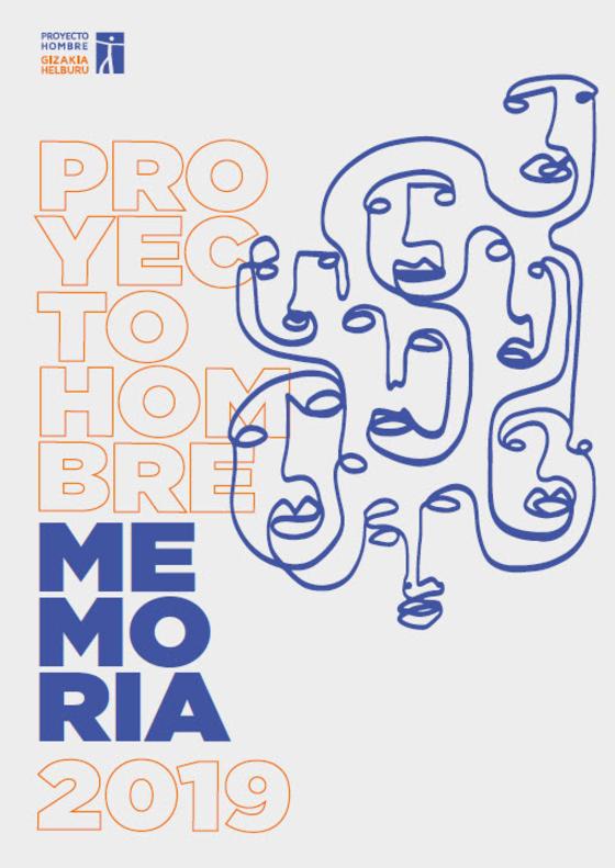 Memoria; Proyecto Hombre;Gipuzkoa;Fundación Izan.