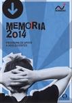 Memoria Anual Norbera 2014