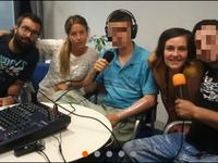 Programa de radio en colaboración con Fundación WHY NOT